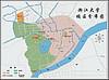 浙江大学校区分布图