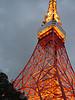 东京标志——东京塔