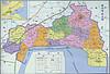 海宁行政地图