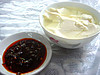都江堰午饭-石磨嫩豆花
