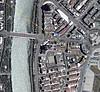诸暨卫星地图之建设大厦