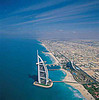 迪拜鸟瞰图