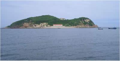 团圆岛景区