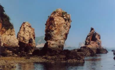 小海王岛景区