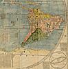 利玛窦《坤舆万国全图》(南美洲部分)