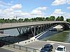 法国巴黎列奥波尔德-塞达-桑戈尔大桥(The Passerelle Léopold-Sédar-Senghor)